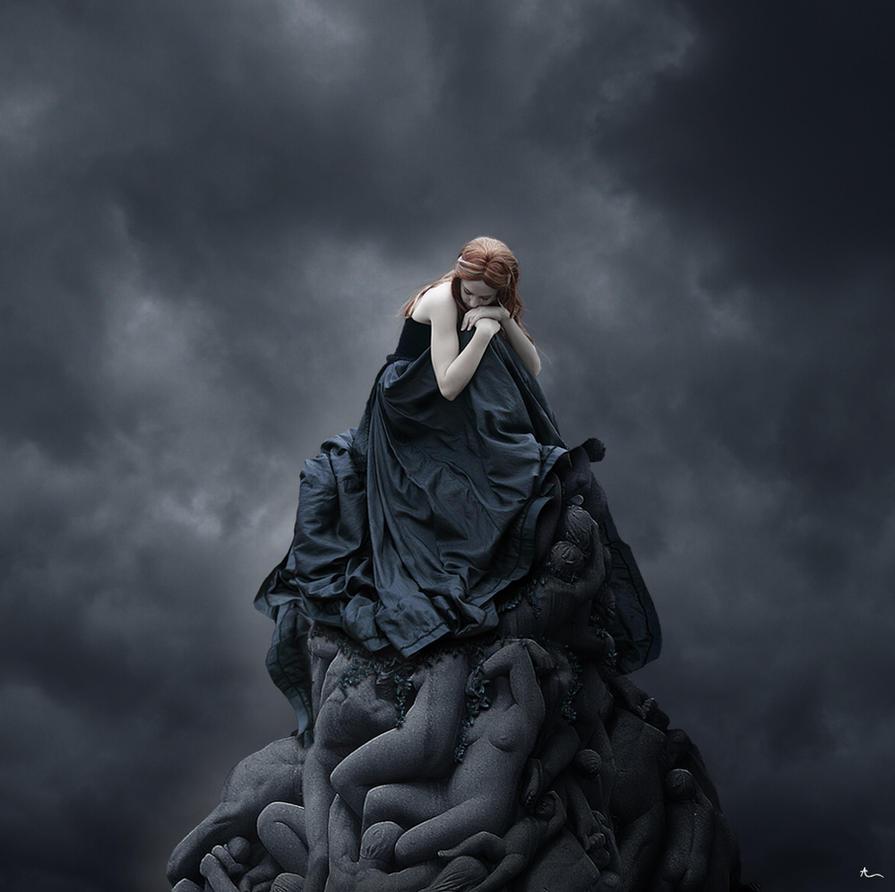 Tears of stone III:In memoriam by aphostol