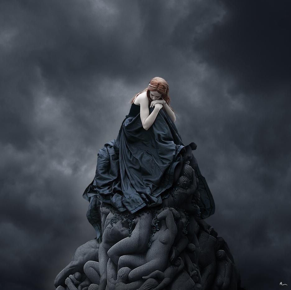Tears of stone III:In memoriam