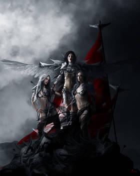 Sisters of blood