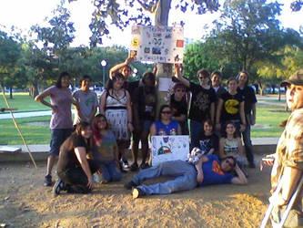 Houston DA-B: Group picture by AstralWolvine