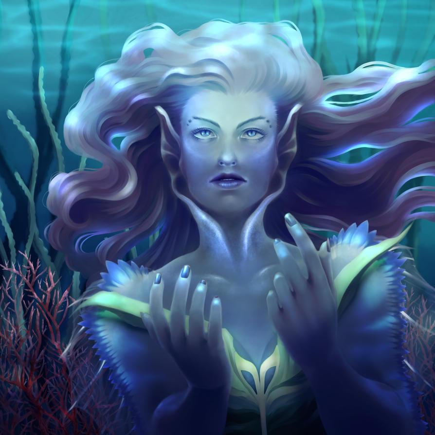 Underwater by Lidivien