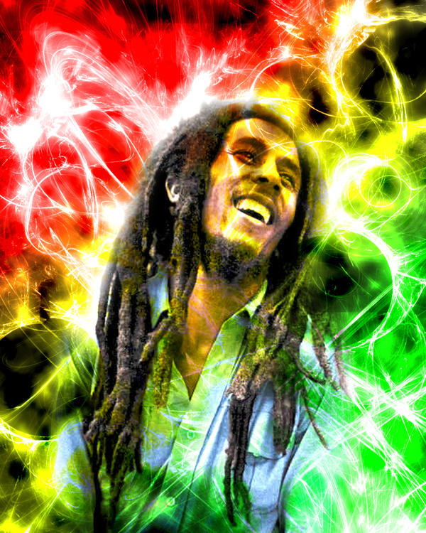 bob marley – out of space