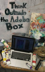 Think Outside the Adobe Box