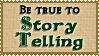 Storytelling by ZerachielAmora