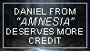 Amnesia's Daniel by ZerachielAmora