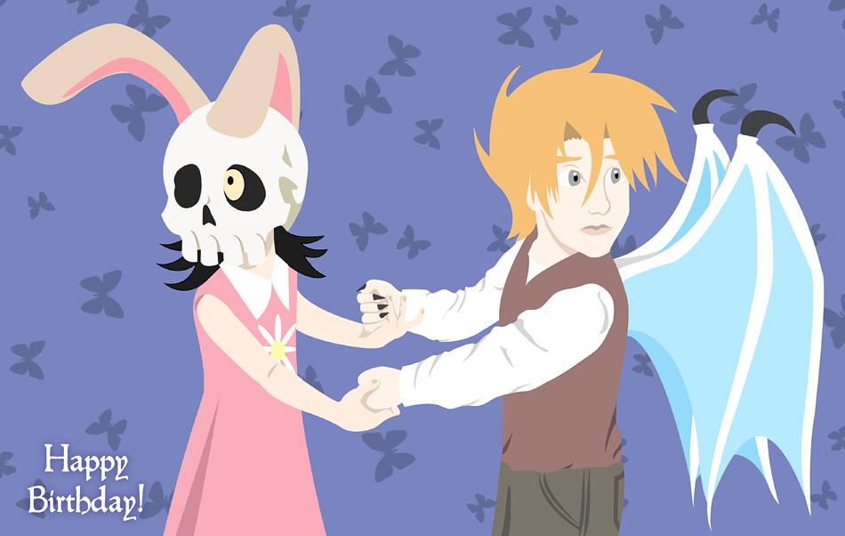Dancing Kids by ZerachielAmora