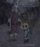 In the Storm by ZerachielAmora