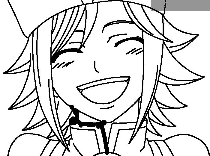 Juvia Lineart : Juvia loxar lineart by hotchilipen on deviantart