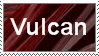 Vulcan Stamp by GerudanWerewolf