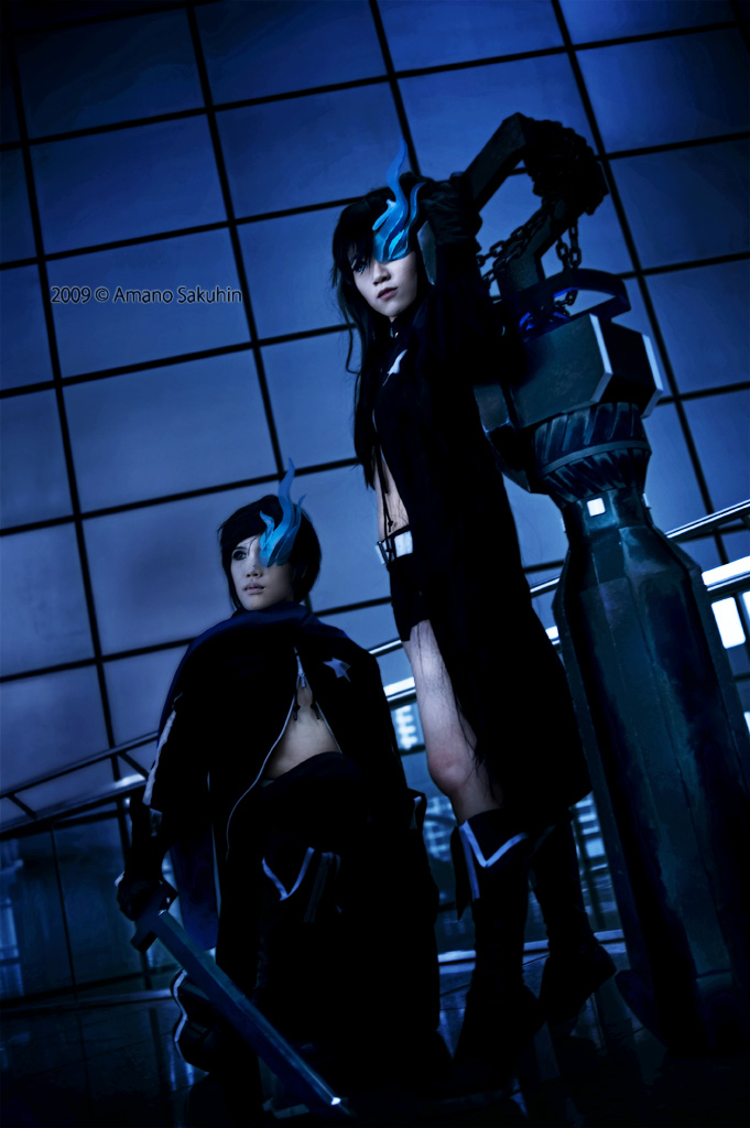 Black Rock Shooter 01 - STGCC by Amano7