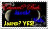 Yes to Jasper Stamp by KitsunenoTama