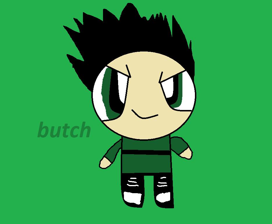 Butch by suparmarkeogai996