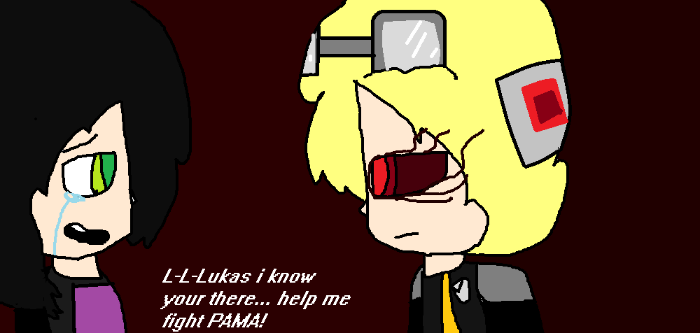 minecraft story mode lukas death
