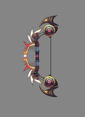 Bow Concept Art by D-faulTx