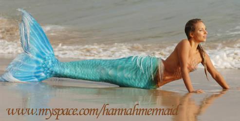 Hannah on Watego's beach 2006
