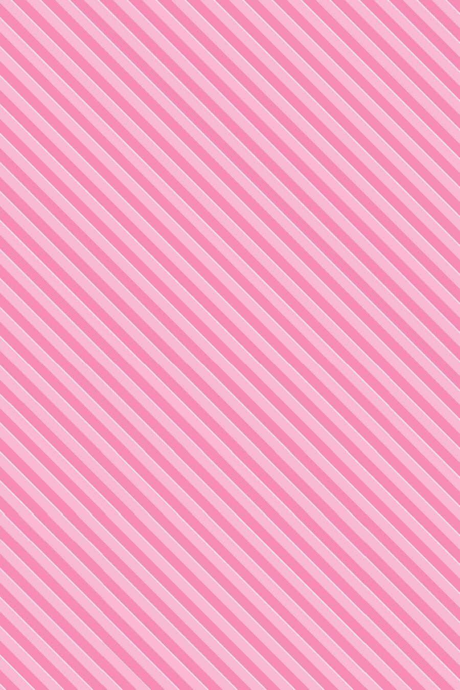Pink Candy Stripes - CBB by Kyramy