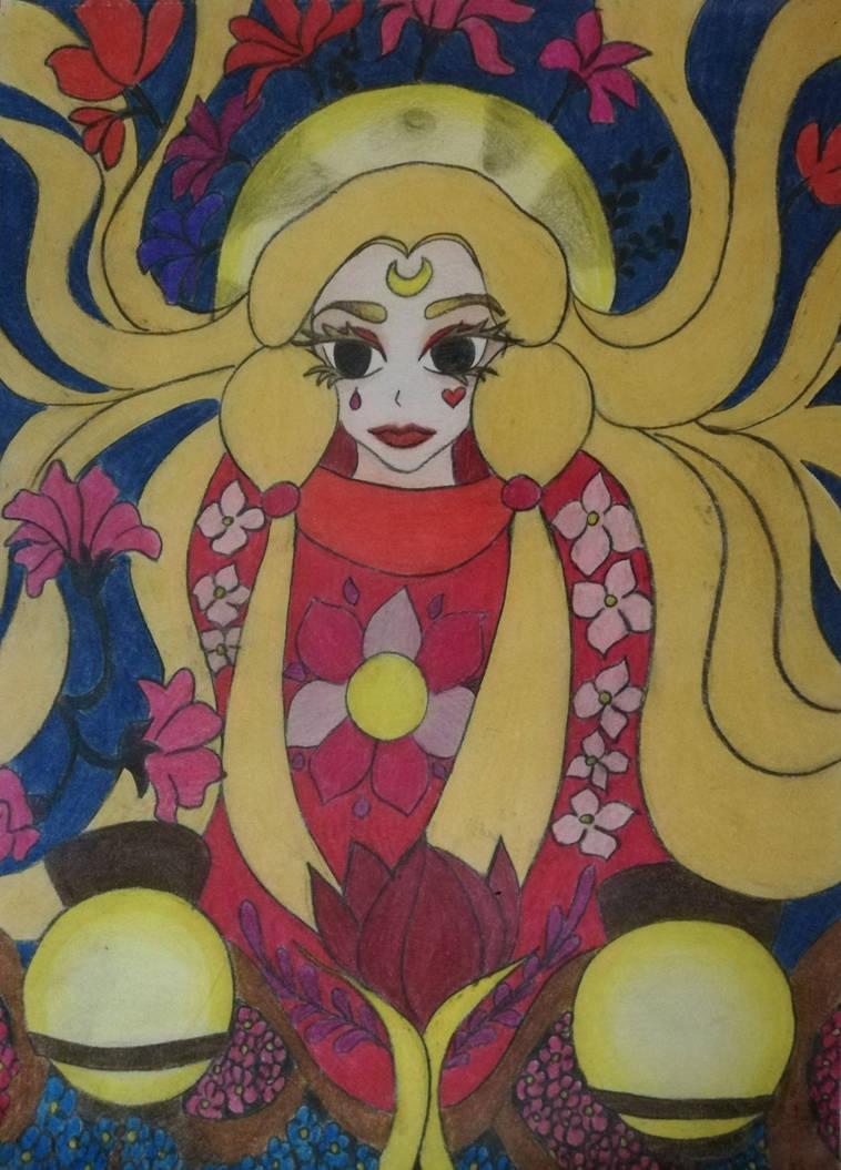 Mikoto Megami-sama - The goddess descends