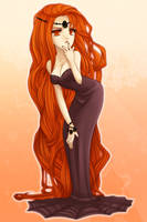 Queen Beryl by shimoyo