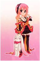 Captain Serendite by shimoyo