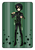Captain Wolframite by shimoyo