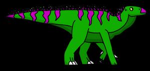 Prehistoric Beasts- Iguanodon