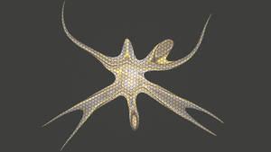 Hexes Perlin Honeycomb