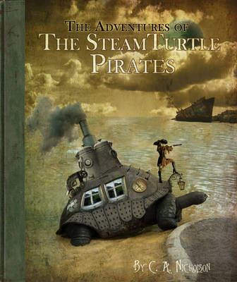 The Steam Turtle Pirates by Kyntio