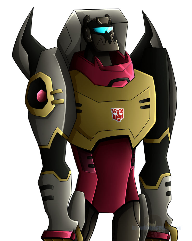 TFA: Grimlock by OmegaSam7890
