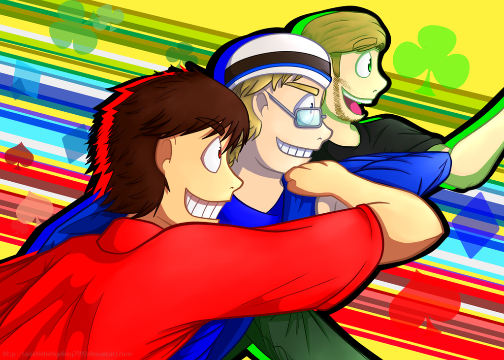 Cartoon Runaways by OmegaSam7890