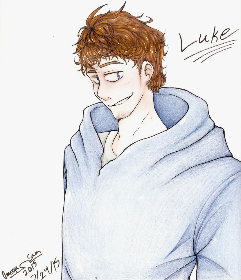 Luke by OmegaSam7890