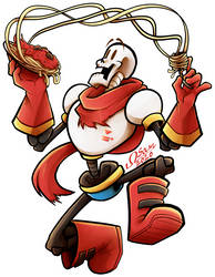 PAPYRUS and Pasta