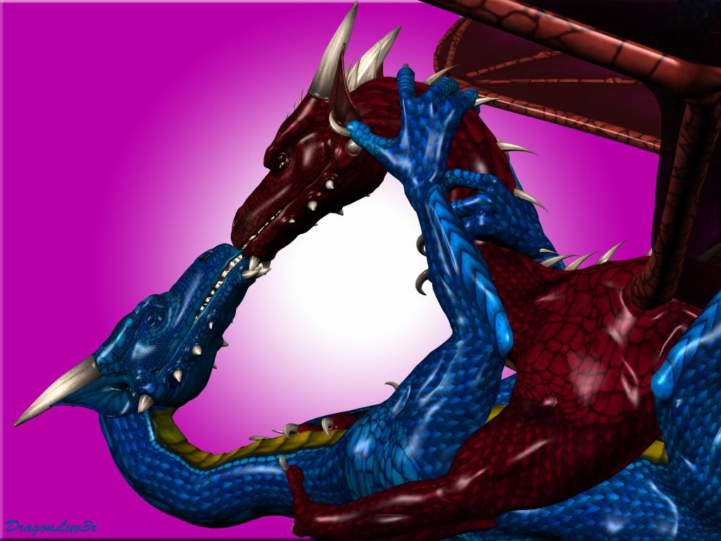 Dragons Love 3 By DragonLuv3r On DeviantArt