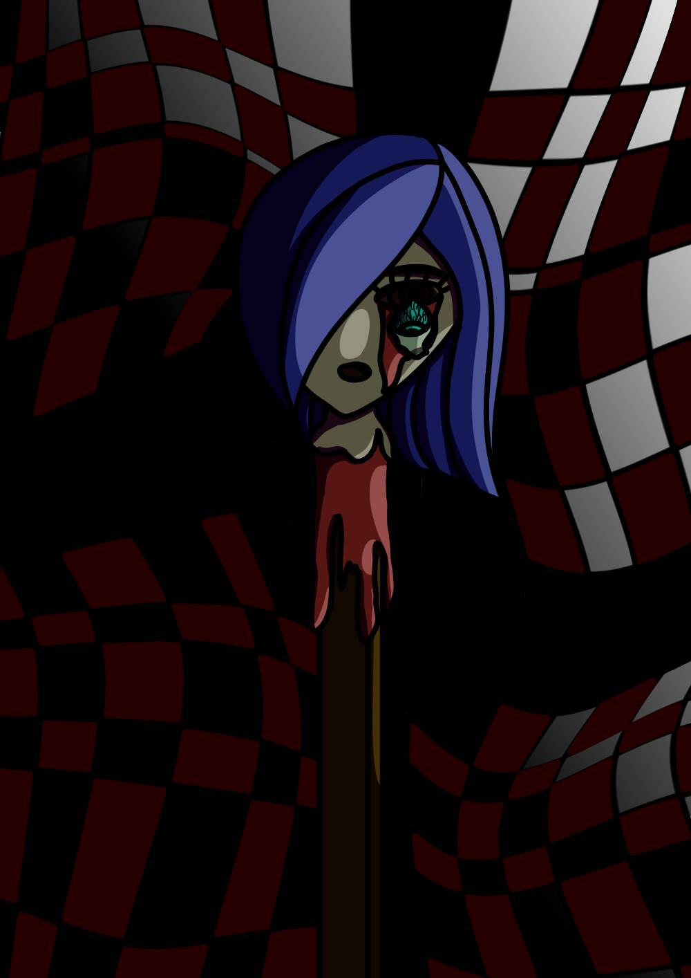 Edgy nightmare by TacoThursday