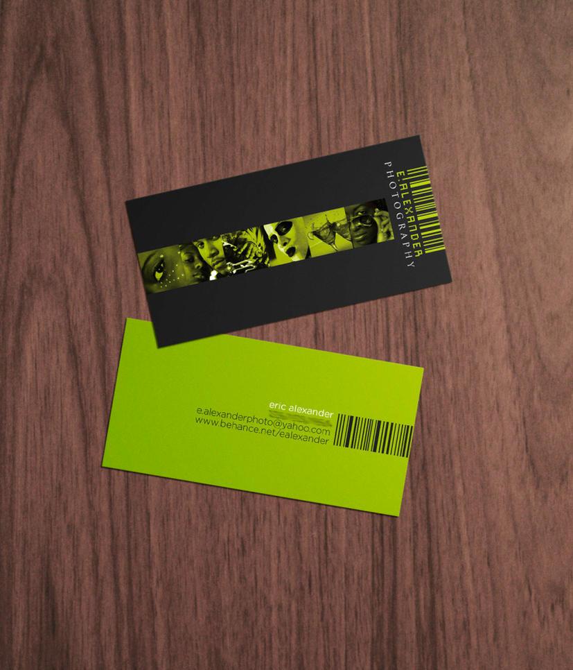 concept business card by e alexander on DeviantArt