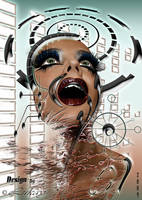 Cyborg Calendar 2012 by Lukay7