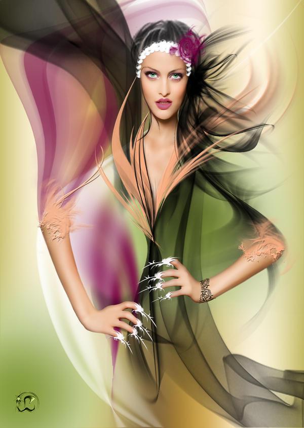 Fashion Fantasy 2012 by Lukay7