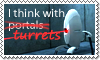 I think with turrets by stevethepocket