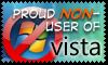 Proud non-user of Vista by stevethepocket
