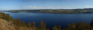 Panorama - Loch Ness