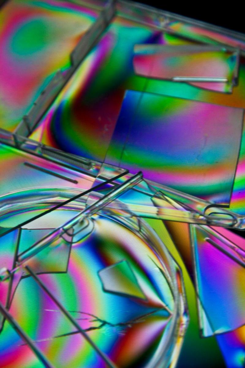 Photoelasticity I