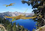 Dimorphodon Mountain