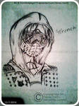 WATCH_DOGS Wrench by bumblebeegirl15