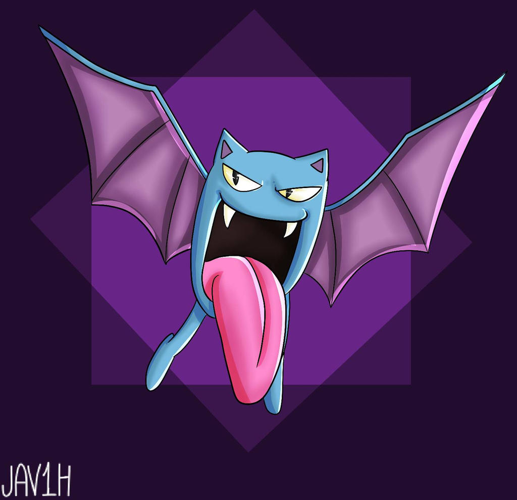 Pokemon Golbat 662666999