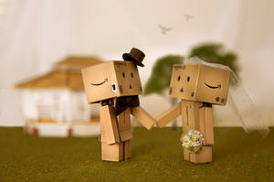 Danbo's Wedding Day by BryPhotography