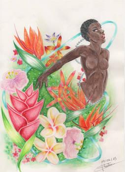 Souvenir from Martinique