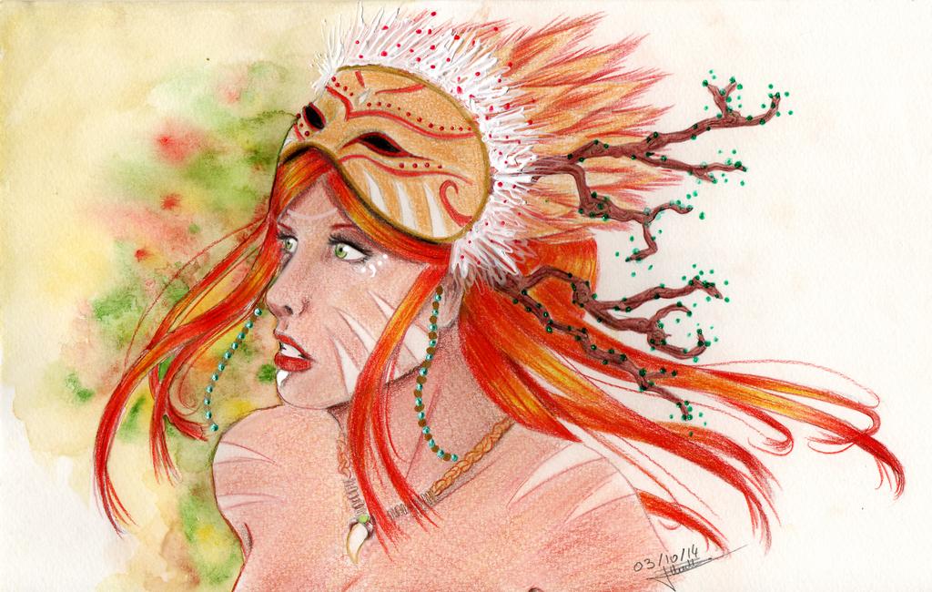 Aiyanna : The Shaman