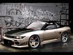 Nissan Silvia 'Front'