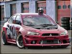 Mitsubishi Evo X APR