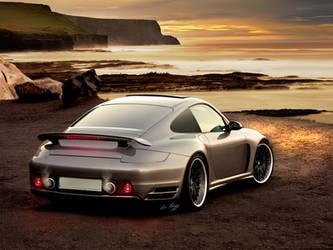 Porsche 911 turbo by Rugy2000
