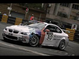 BMW M3 wtcc by Rugy2000